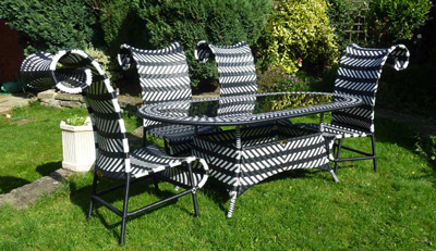 Scorpion rattan garden / conservatory furniture