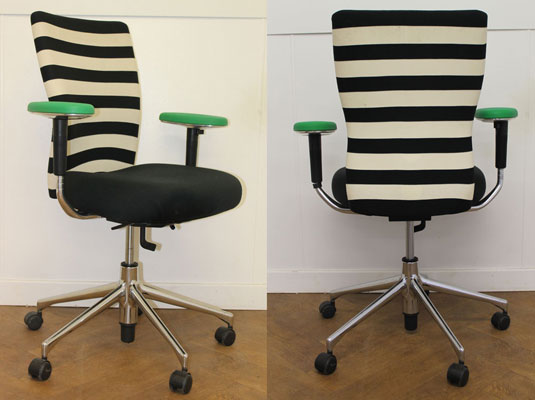Vitra T-Chair by Antonio Citterio at New and  Used Office Furniture Wiltshire