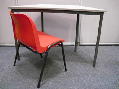 Used Educational Furniture such as school desks and school chairs