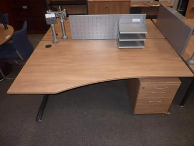 Matching Sets of Desks and Storage
