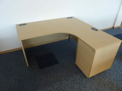 Used Office Furniture Desking